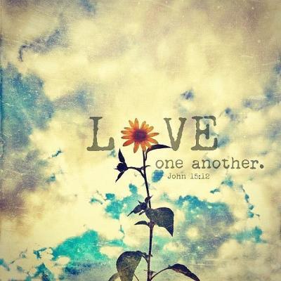 1 john 31118 �the gospel demand love one another